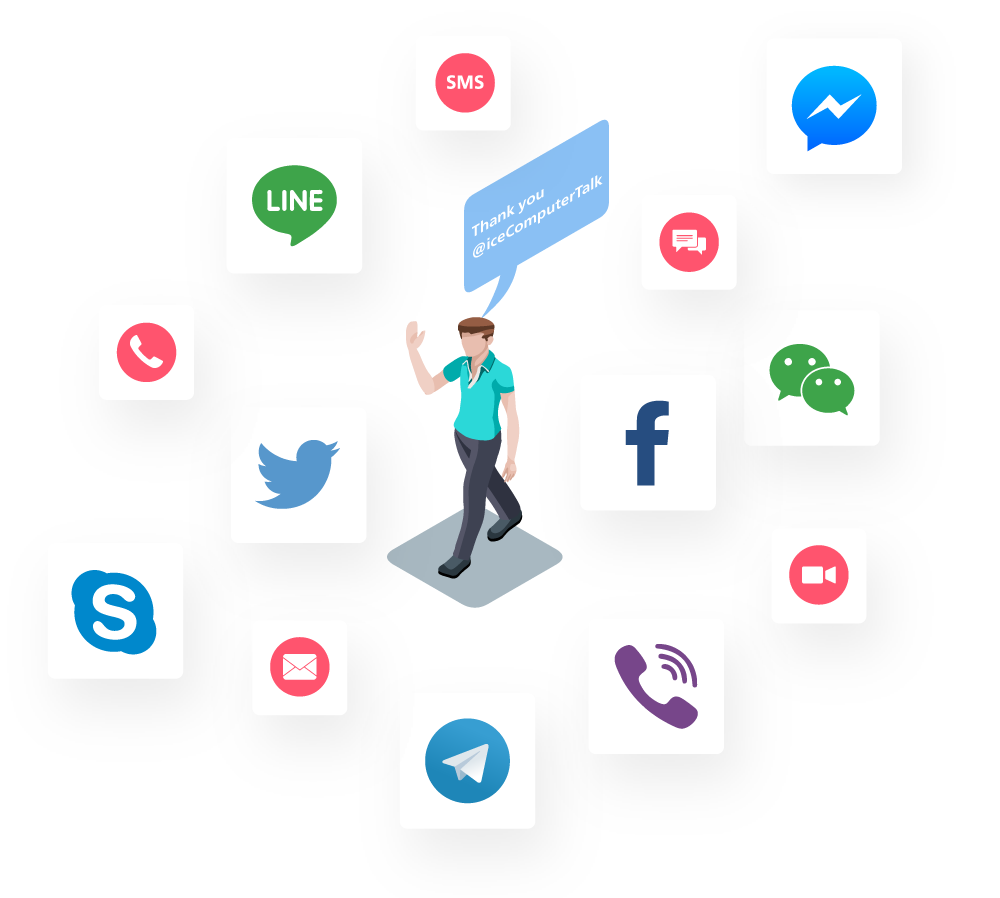 social-contact-center-connect-channels
